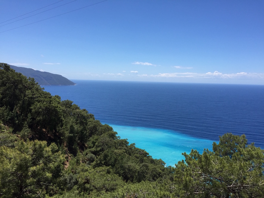 Turquoise Coast, Turkey Yoga retreat